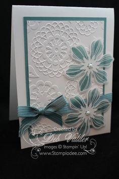 lovely-lace-embossing-folder-fun-flower-punch-beautiful-bunch-stamp-set-deb-valder-stampin-up