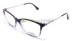 Desde 1973 a marca Vogue produz óculos com detalhes únicos e as mais variadas cores e armações, levando aos seus clientes peças cheias de estilo e que combinam com qualquer visual. Compre já a sua armação Vogue VO 5043-L! http://www.oticasbrasil.com.br/vogue-vo-5043-l-2382-oculos-de-grau