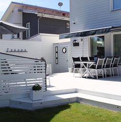 :) Outdoor Living, Outdoor Decor, Porches, Deck, Exterior, House, Inspiration, Furniture, Home Decor