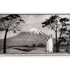 Marian Maguire - Socrates asks the Mountain, 'What is Wisdom?' etching, 150 x Intaglio Printmaking, Collagraph, What Is Wisdom, Socrates, Letterpress, Screen Printing, Tapestry, Gallery, Mountain