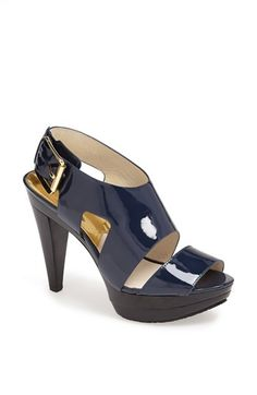 MICHAEL Michael Kors 'Carla' Sandal available at #Nordstrom