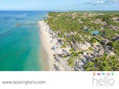 VIAJES PARA JUBILADOS. La belleza de las playas de República Dominicana, se debe a que el Océano Atlántico y el Mar Caribe la rodean, de ahí sus cálidas y transparente aguas con un oleaje tranquilo. ¿Qué te parece comenzar tu retiro laboral en una de estas paradisíacas playas? En Booking Hello te invitamos a adquirir alguno de nuestros packs, para disfrutar la experiencia all inclusive que mereces. #viajesparajubilados
