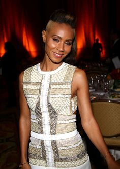 Jada Pinkett Smith at Equality Now's Make Equality Reality event.