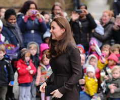 16 Jan 2015:  The Duchess of Cambridge attended Fostering Network event in Islington