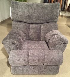 Southern Motion Re-Fueler Power Wall Hugger Recliner Upholstery Material: Polyester, Upholstery Color: Gray, Reclining Type: Power Headrest Recliner With Ottoman, Glider Recliner, Wall Hugger Recliners, Lift Recliners, Sit Back And Relax, Upholstery, Manual, Southern, Leather