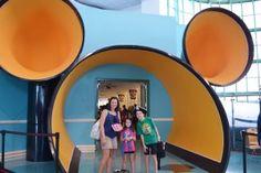 Boarding Process for Disney Dream Cruise