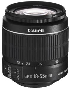 Amazon.co.jp|Canon 標準ズームレンズ EF-S18-55mm F3.5-.5.6 IS II APS-C対応|カメラ通販