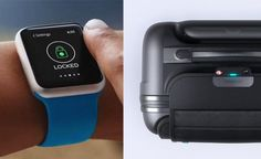 Bluesmart --The Future of Travel Might Be Smart Luggage -with TSA approved masterlock - Image 3