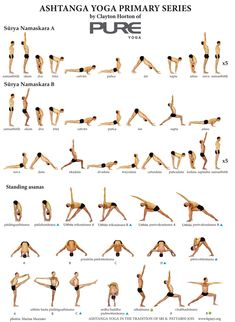 intermediate yoga sequence  ashtanga sequence charts to