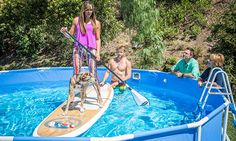Home & Family - Tips & Products - Teaching Your Dog How to Swim & Paddle with Laura Nativo | Hallmark Channel