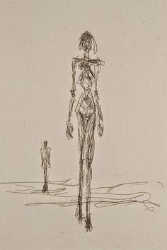 August 11 2017 at from worldintheirart Alberto Giacometti, Dark Art Drawings, 3d Drawings, A Level Art Sketchbook, Scribble Art, Famous Art, Art Portfolio, Oeuvre D'art, Les Oeuvres