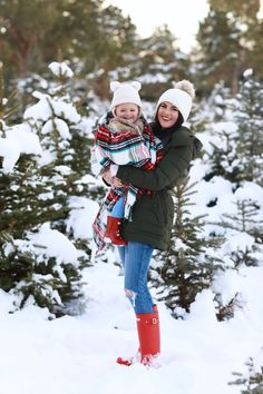 Matching with Mama. - Rach Parcell - Matching with Mama… – Rach Parcell - Winter Family Pictures, Christmas Pictures Outfits, Family Picture Outfits, Winter Pictures, Family Pics, Family Christmas Photos, Baby Toms, Winter Family Photography, Photography Ideas