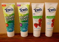 Résultats de recherche d'images pour «Children's Toothpaste»