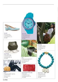 Attire Magazine features our NEW Cute Pooch bracelet!