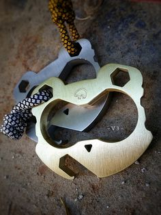 how to make a knuckle duster easy