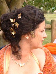 Fantastic hair jewel!