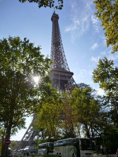 France ~ The Eiffel Tower itself was only supposed to be temporary, and originally built to impress visitors to the 1889 Universal Exhibition.  The engineer Gustae Eiffel designed it, and the people of the 19th century found it aesthetically displeasing.  Now it's the symbol of Paris.