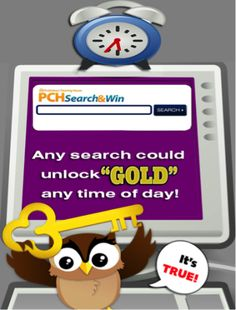 PCH Mega Prize — Today Is The Day! | PCH Search&Win Blog
