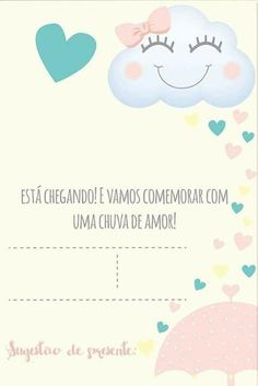 12 Convites de Chuva de Amor para Imprimir – Modelos de Convite Fun Christmas, Beautiful Flowers Pictures, Baby Shower Invitaciones, Baby Shawer, My Little Baby, Baby Disney, Holidays And Events, Baby Boy Shower, Baby Gifts