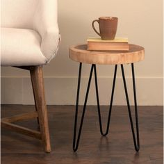 Found it at Wayfair - Natura End Table