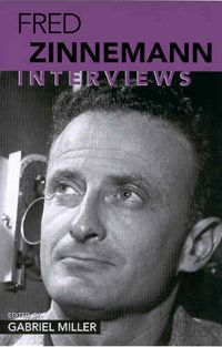 Fred Zinnemann, one of my favorite film directors.  (A Man for All Seasons, The Nun's Story, High Noon, The Search....)