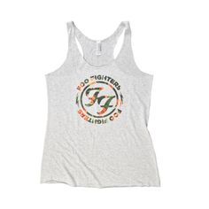 Check out Foo Fighters Fab Fighters Girl's Tank on @Merchbar