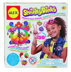 Amazon.com: Alex Peace and Love Jewelry: Toys & Games