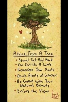 Like this tree for my tattoo.