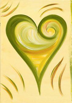 Heart Art Prints ~ Heart Art Prints | Debbie Marie Arambula | The Painter of Love | Morgan Hill, CA