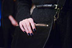#Nails by Formula X at Elizabeth and James #Sephora #NYFW #FallFashionWeek