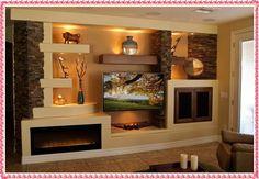 cosy drywall entertainment centers. Drywall Entertainment Center  Yelp decoraci n de centro entretenimiento tv genialdecor muebles