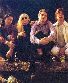 Smashing Pumpkins, 1994.