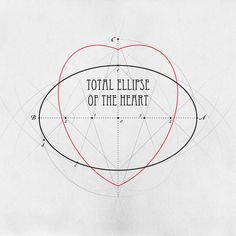 Total Ellipse of the Heart Art Print