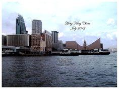Vista de Hong Kong - 7_17_12 - By John Dkar