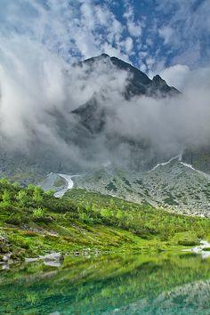Zelene-Pleso-High-Tatras-Slovakia High Tatras, Tatra Mountains, Jar, Spring, Nature, Travel, Naturaleza, Viajes, Destinations