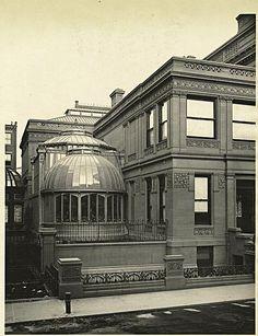 Vanderbilt residence, New York, 1908