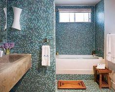 Mozaiek In Badkamer : Beste afbeeldingen van mozaïek badkamer