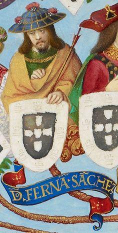 D. Ferdinand Sanchez (1280-1329), son of King Denis I of Portugal.
