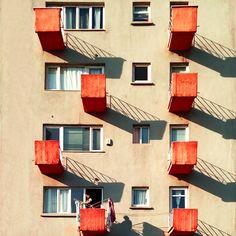 Yener Torun photographs Minimalist architecture in Turkey.