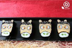 飾り巻き寿司 馬