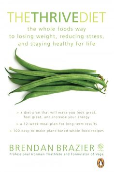 the thrive diet. I've been trying recipes from this book for the last few weeks and i like it!