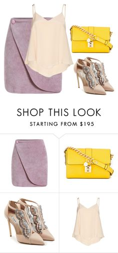 """""""hghjnm4245"""" by v-askerova on Polyvore featuring мода, Dolce&Gabbana, Olgana и Alice + Olivia"""