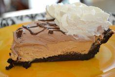chocolate peanutbutter cheesecake
