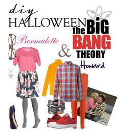 """Big Bang Theory Howard and Bernadette"" by lgrooms on Polyvore featuring Theory, Avenue, Sans Souci, P.A.R.O.S.H., Chloé, La Preciosa, ZeroUV, Gucci, Victoria, Victoria Beckham and Ralph Lauren"