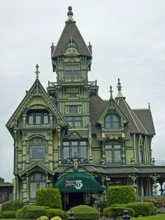 Gorgeous Old Gothic and or Victorian Mansions