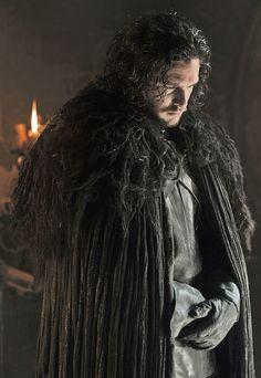 Kit Harington as Jon Snow, GoT, 5x02