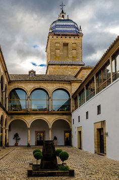 Úbeda: Hospital de Santiago by Edu S. on Malaga, Big Ben, Chile, Architecture Design, Tourism, Spain, 1, Mansions, House Styles