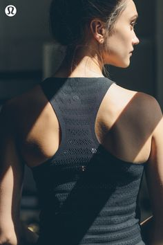 Down to a fine art—elevate your workout with new stylized, laser-cut ventilation.