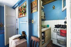 Cuban Kitchens, Inspiration for Interior design.