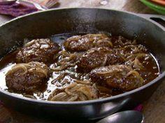Salisbury Steak by Ree Drummond